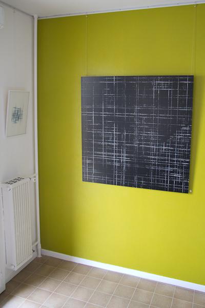Guidolin cordeau peinture art