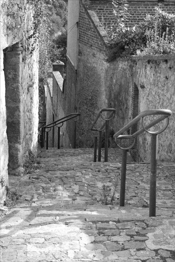 Escalier à laon