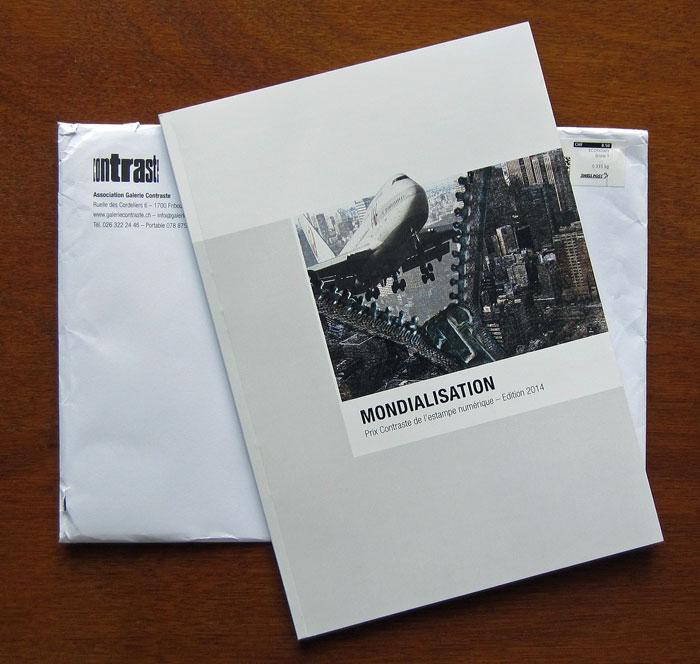 Le catalogue dans la boîte aux lettres ...
