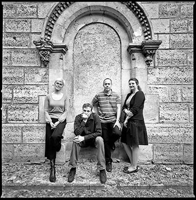 Frédérique Fouet, Franck Guidolin, Gérard Duceau, Anne Jolly