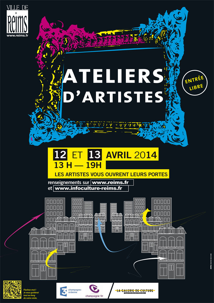 Guidolin Ateliers artistes Reims