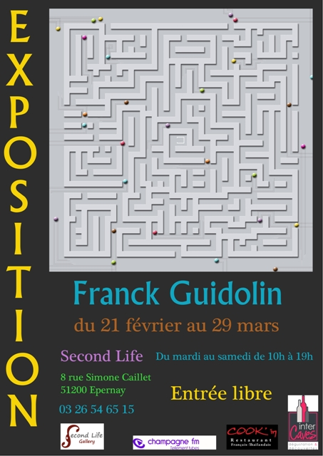 Exposition Mirand Exposition Franck Guidolin