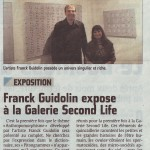 Franck Guidolin Exposition Mirand