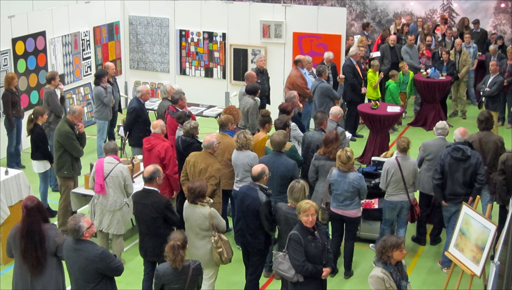 Vernissage Gaume 2014