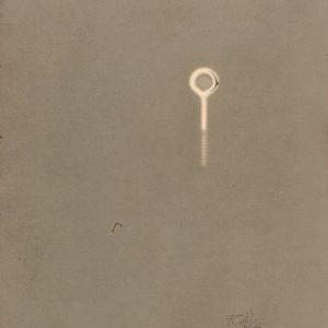 Vivo : Echappé - La grande boucle - Colorant projeté sur papier -  (65x50) - Quadryptique unique 2/4 - 2007