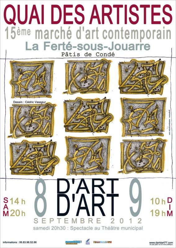 Guidolin art Ferté-sous-Jouarre