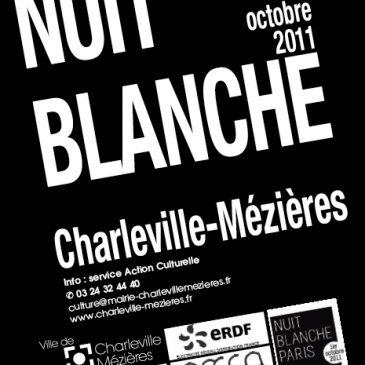 Nuit Blanche 2011 Charleville-Mézières