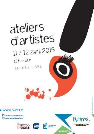 Ateliers d'artistes 2015