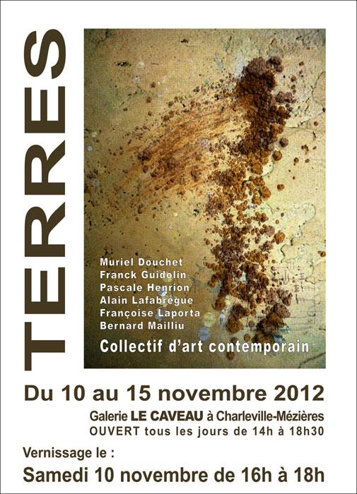 Exposition Franck Guidolin Artiste plasticien Kak