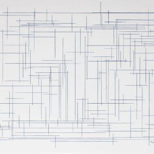 Encre et plume sur papier - Unique - 2011
