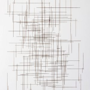 Encre et plume sur papier - (50x65) - Unique - 2012