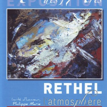 Printemps de Arts de Rethel 2014