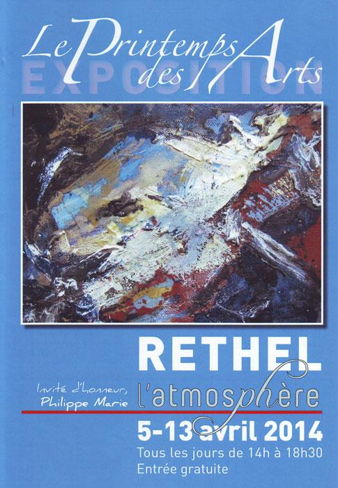 Affiche Rethel
