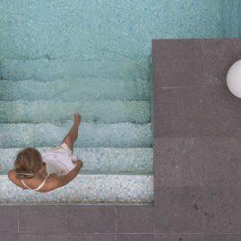 Photographie piscine Guidolin Plan