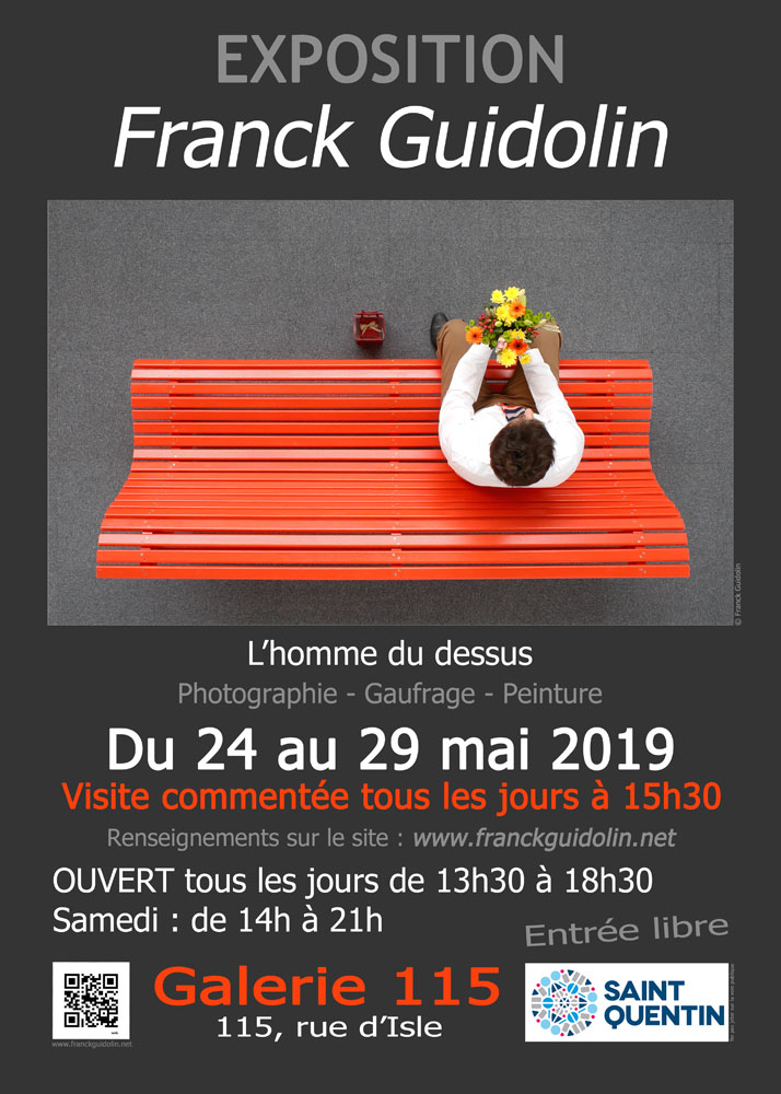 Exposition Galerie 115 Saint Quentin