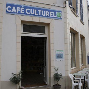 Exposition au Café «C'est déjà ça»