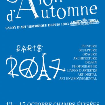 Salon d'Automne – Paris 2017