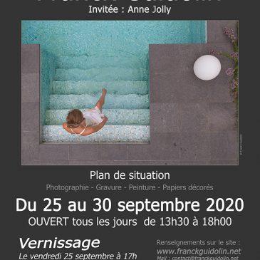Exposition «Plan de situation» à la «Galerie 115»